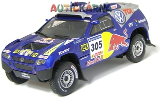 Volkswagen Touareg 2006 Rally Paris-Dakar No.305