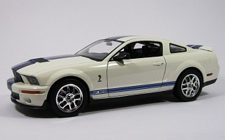 Ford Mustang 2007 GT500 Shelby Cobra