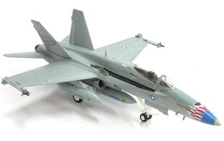 "F/A-18C Hornet ""U.S. Navy VFA-146 Blue Diamonds"""