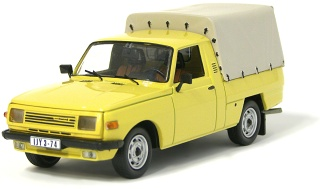 Wartburg 353 1977 pick up
