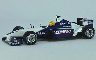 Williams FW23 2001 Ralf Schumacher No.5