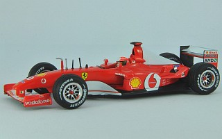 Ferrari F2002 Michael Schumacher No.1