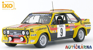 Fiat 131 Abarth 1980 Rally Monte Carlo No.9