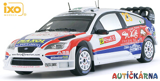 Ford Focus WRC 2007 Rally Portugal No.23