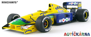 Benetton Ford B191 No.19 1991 Michael Schumacher