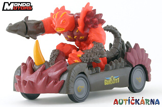 Magmion The Lord of Volcano