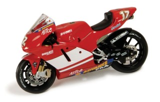 Ducati Desmosedici 2004 Bayliss No.17