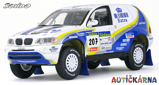 BMW X5 2004 Rally Dakar No.207