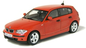 BMW 1 Series (E81) 2005 hatchback
