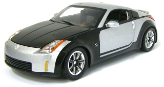 Nissan 350 Z (2006) - Fast and the Furious