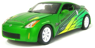 Nissan 350 Z (2003) - Fast and the Furious