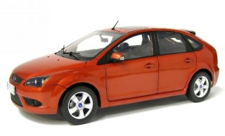 Ford Focus 2007 hatchback